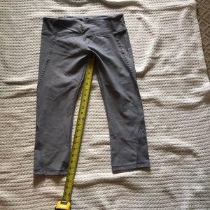 "lorna jane 21"" long stripe legging"